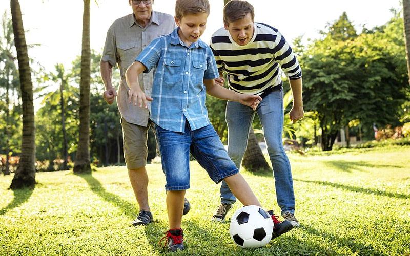 Child-Sports